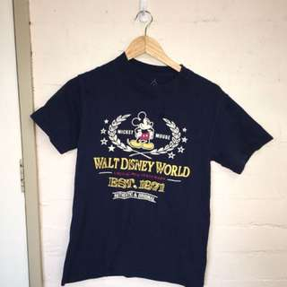 Vintage Disney World Tee
