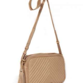 Authentic Mango Touch Sling Bag with Tassel