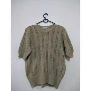 Rajut Grey Knit