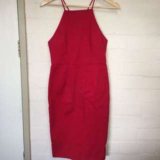 Luvalot Red Dress