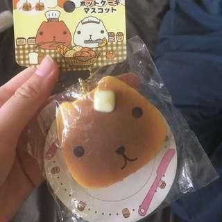 RARE original Kapibarasan pancake squishy