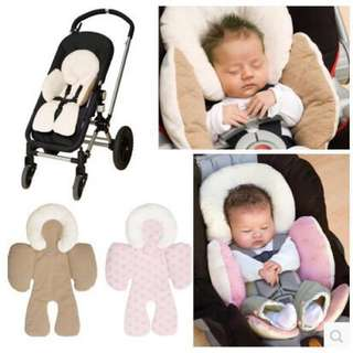 JJ COLE BABY HEAD N BODY support pillow