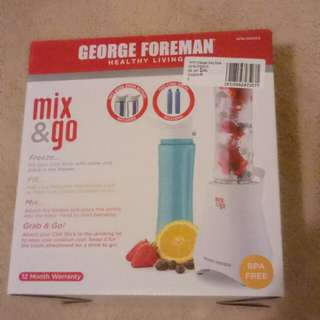 George Foreman mix & go, base only