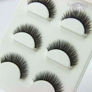 3 Pairs of False Lashes