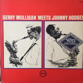 Gerry meets Johnny on Verve Records