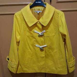GAP Yellow Coat