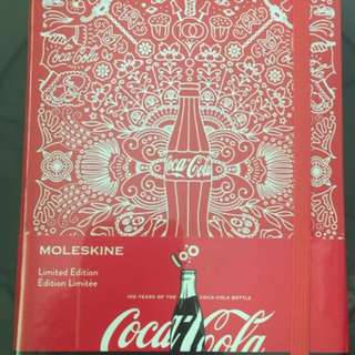 Moleskine Coca Cola Limited Edition