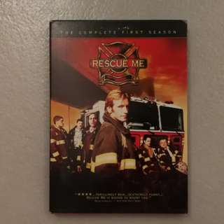 Rescue Me Season 1 DVD