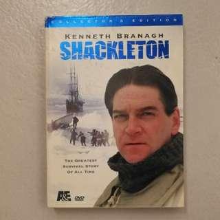Shackleton TV drama DVD