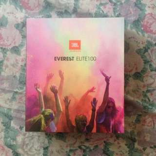 Auth. JBL Everest Elite 100 Noise Cancelling Wireless Bluetooth Headset