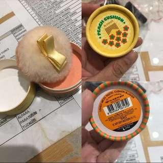 Peach Cushion Blusher - The Face Shop