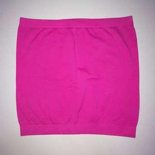 Genevieve Gozum Pink Tube