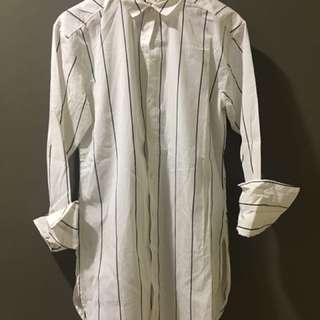 Cotton stripes top H&M