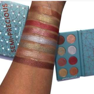 Colourpop X Sephora Semi Precious Palette