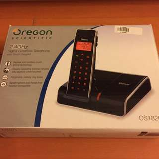 OREGON cordless telephone