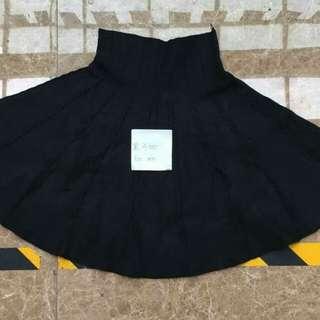 Korean Knitted Skater Skirt