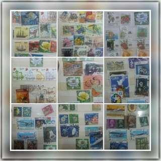 Koleksi Stamps