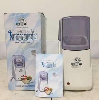 🚚 優酪乳(優格)製造機