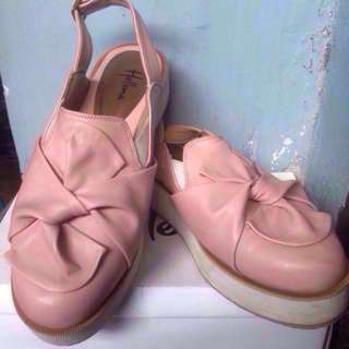 Helena shoes pink