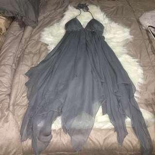 Forever New Silk Dress Size 6