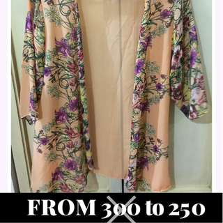 SALE! Floral Kimono