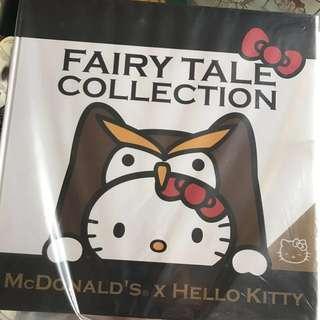2012年Hello Kitty x McDonald's Fairy tale collection
