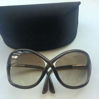 Tom Ford Sunglass with box