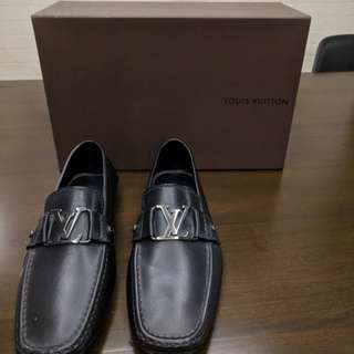 Louis Vuitton Buckle Loafers