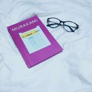 Strange Library (Murakami)