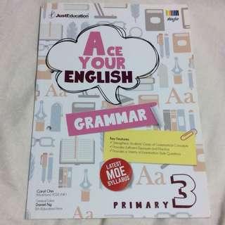 Just Education Grammar P3