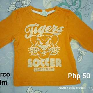 Circo long sleeves 24m