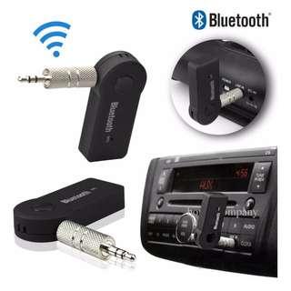 Generix Wireless Bluetooth Receiver Adapter