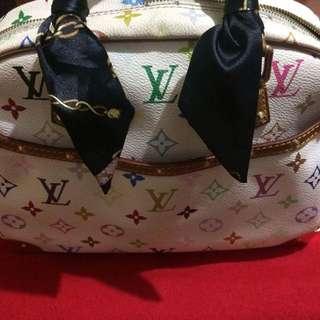 Authentic Louis Vuitton Multicolor Trouville