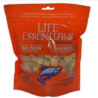 Cat-Man-Doo, Life Essentials, Freeze Dried Wild Alaskan Salmon Treats, 5 oz (142 g) - Preorder