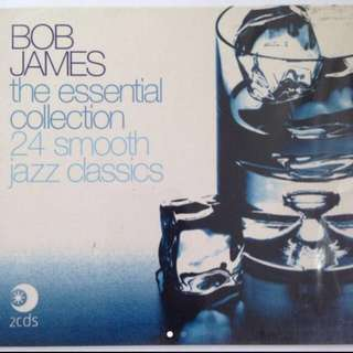 Bob James - The Essential Collection 24 Smooth Jazz Classics ( 2 CD )
