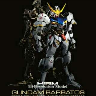 Gundam Barbatos Hi-Resolution Model