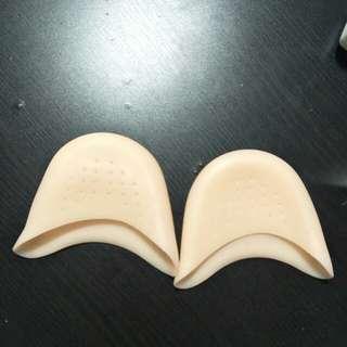 Toe cover silicon