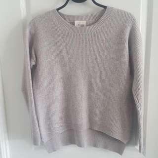 Aritzia Sweater Knit