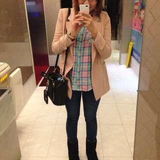 🚚 韓貨店購入-西裝外套