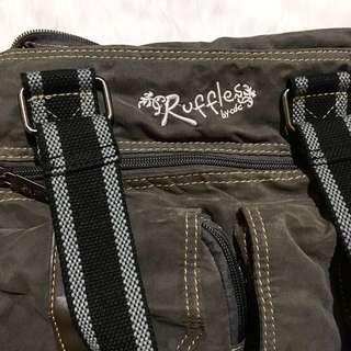 RUFFLES SHOULDER/SLING BAG