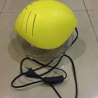 Air Purifier Yellow
