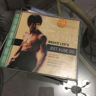 VCD Bruce Lee's Jit Kune Do