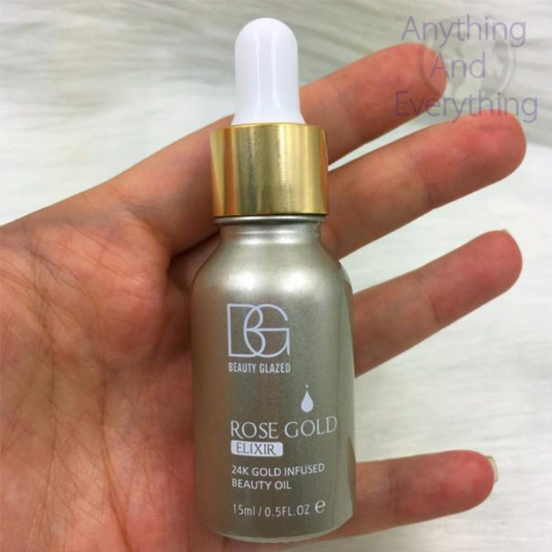 24k Rose Gold Primer by Beauty Glazed