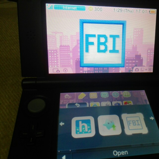 3DS Hack FOR FREE (gua ajar cara nak install cfw&lain2