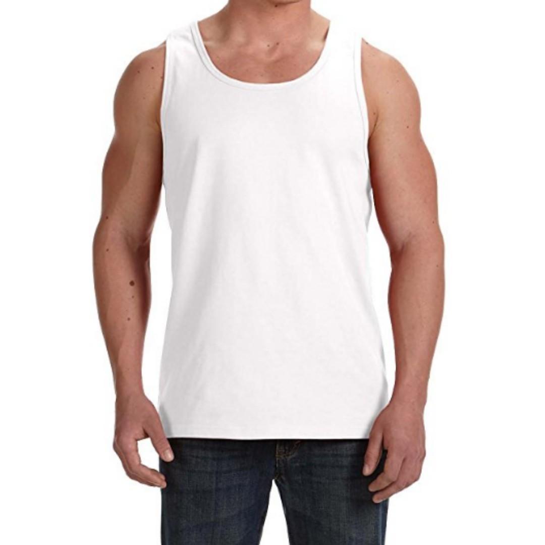 6PCS SCORPIO Adult Male Sando 100% Pure Cotton