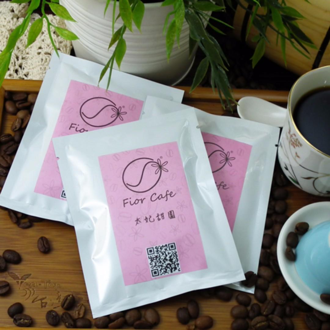 [啡兒咖啡]濾掛式咖啡(8包禮盒)-太妃甜園