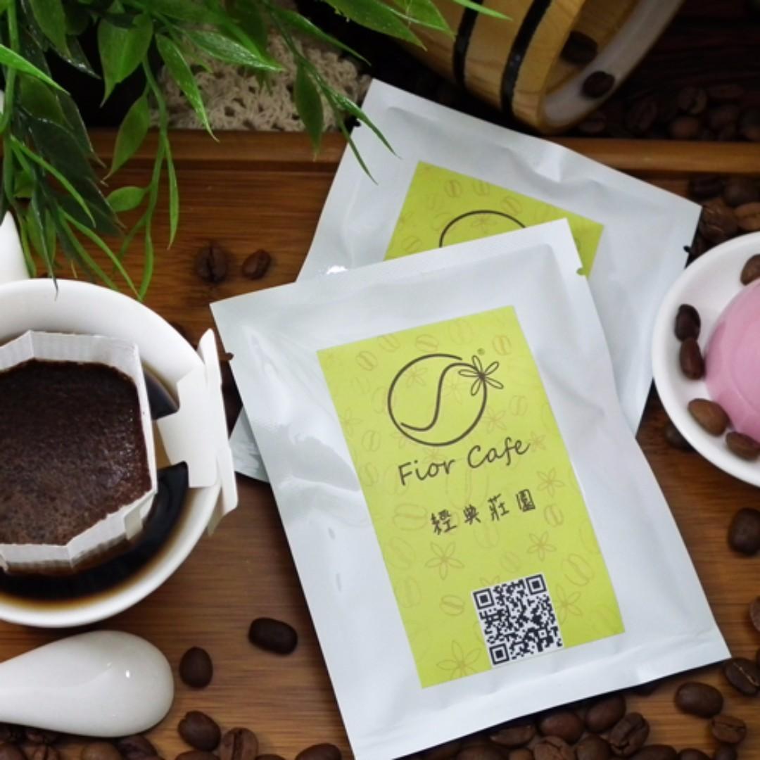 [啡兒咖啡]濾掛式咖啡(8包禮盒)-經典莊園