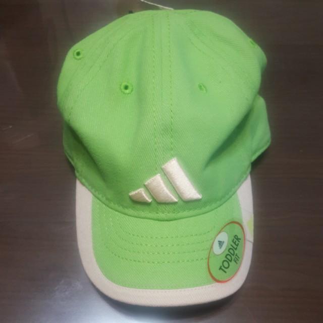 Adidas 兒童帽