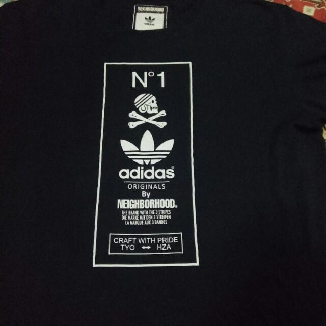 1fb88d2b3 Adidas x Neighborhood, Men's Fashion, Clothes on Carousell