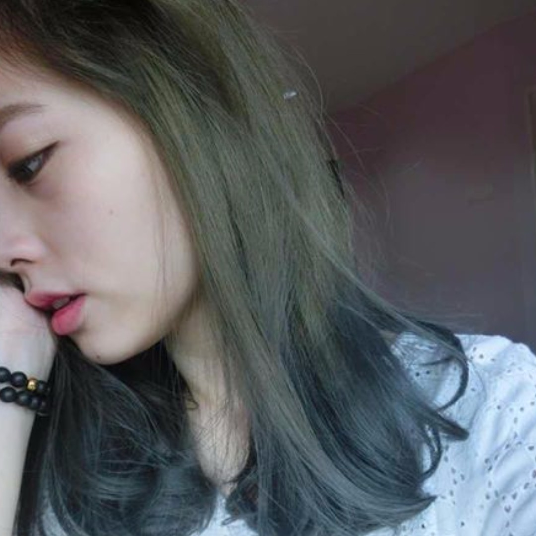 Ash Green Hair Color Find Your Perfect Hair Style